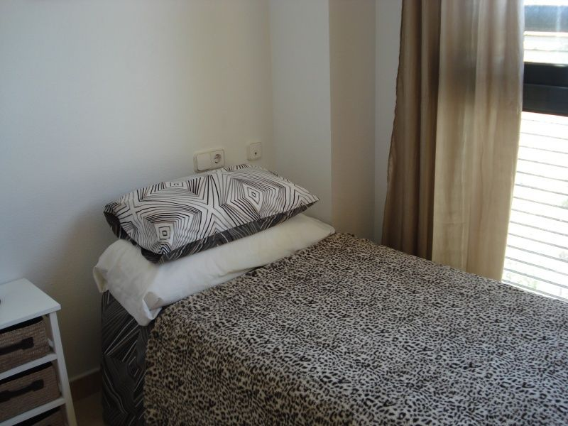 on the entering the Penthouse you will find the first twin room and a cloakroom.